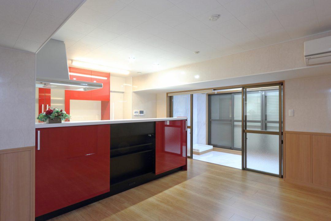暮らしやすさ向上!機能性の高いキッチンの家