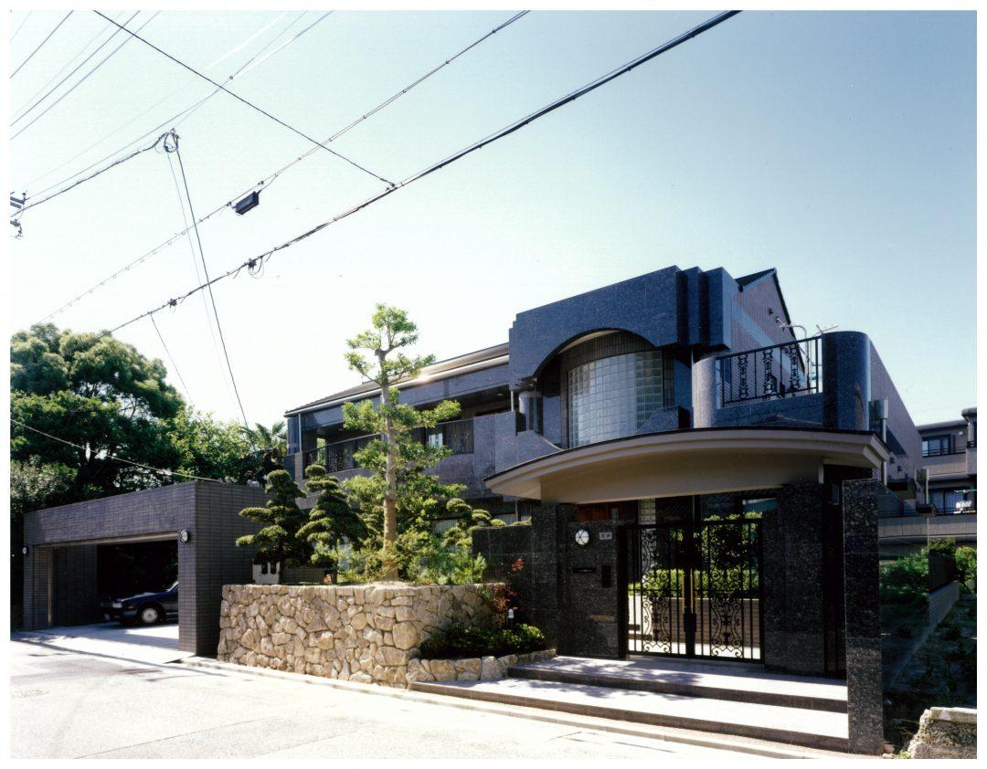 開放感の溢れる豪華な家